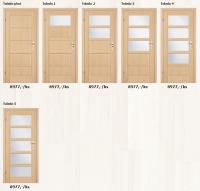 Dýhované interiérové dveře Porta Toledo/Sevila- www.plancher.cz
