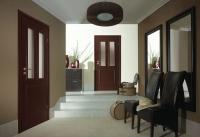 Interiérové dveře slouží nejen jako designový doplněk