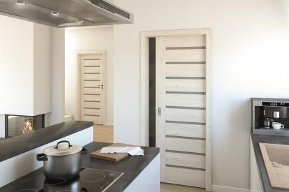 Bílé interiérové dveře – čistota, ctnost a elegance