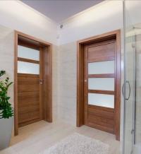 Prosklené interiérové dveře Vasco