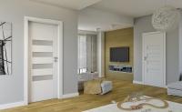 Dveře v interiéru Porta koncept-bílá