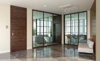 Dveře v interiéru Porta level