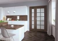 Barvu podlahy slaďte s nábytkem a doplňky