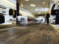 Vinylové podlahy Greenline - specifikace
