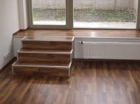 Laminátová podlaha - reference - Harachov