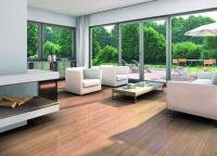 Údržba a obnova dřevěné podlahy