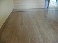 Plovoucí laminátová podlaha LCF - reference
