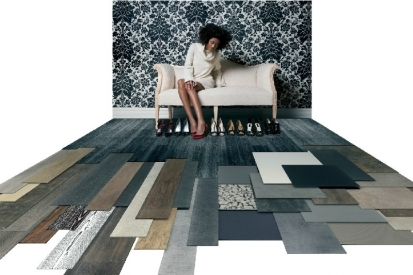 Druhy podlahových krytin z vinylu dle způsobu pokládky