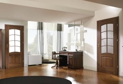 Dýhované, laminátové nebo fóliované - jaké interiérové dveře si vybrat?