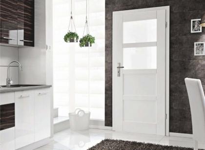 Technické informace interiérových dveří Vasco
