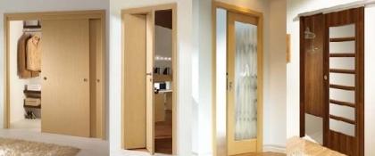 Posuvné a skládací dveře šetří prostor