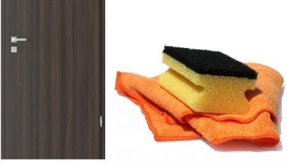 Jak správně pečovat o interiérové dveře