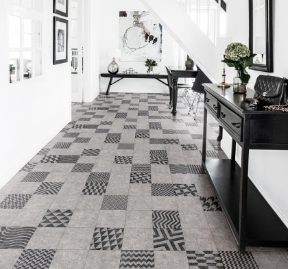 PVC podlahy Whiteline