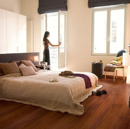 Laminátové podlaha jako věrná imitace dřeva