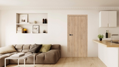 Bezfalcové dveře Erkado