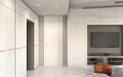 Dveře v interiéru Porta desire