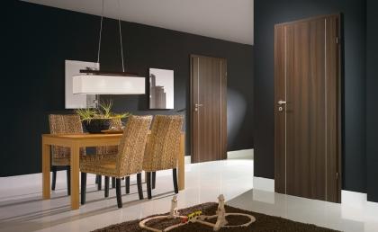 Dveře v interiéru Porta lina