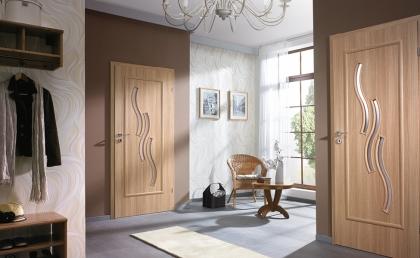 Dveře v interiéru – fotogalerie pro inspiraci