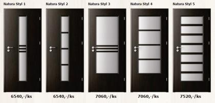 Dýhované interiérové dveře značky Porta – styl a elegance