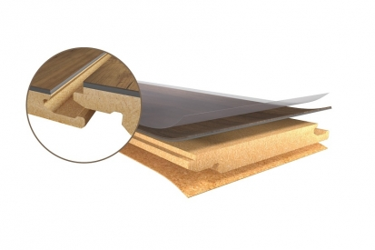 Vinylové podlahy s korkovou podložkou přinášejí jedinečné vlastnosti