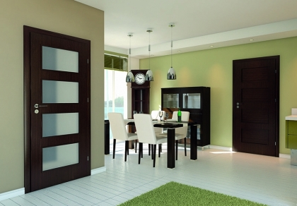 Interiérové dveře Verte Doors