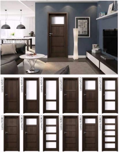 Interiérové dveře Invado - kvalita, kterou oceníte