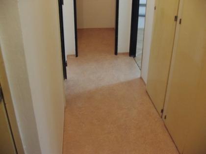 Lepení PVC podlahy Novilon