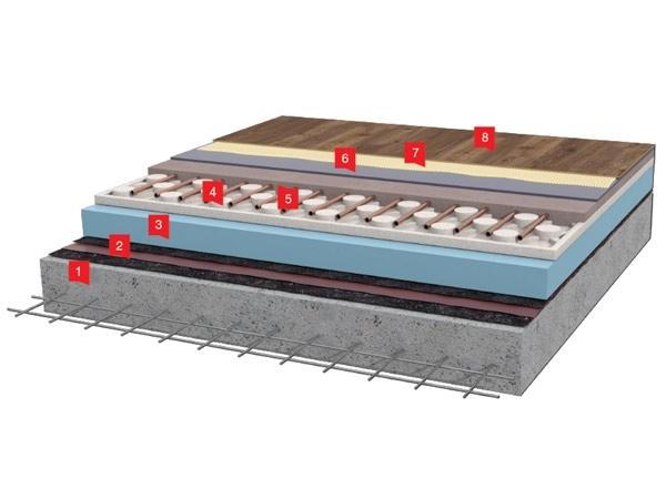 Vinylové podlahy a podlahové vytápění - obrázek 450