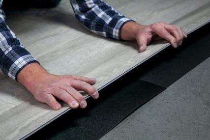 Podložky pod plovoucí podlahy z vinylu