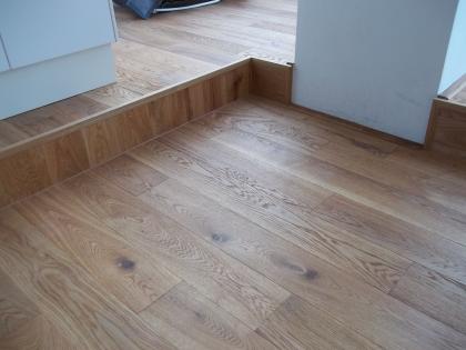 Reference - podlahová prkna