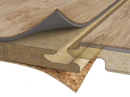 Vinylová podlaha Fatraclick - detail
