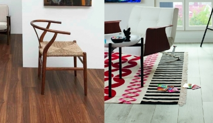 Vinylové podlahy VS Laminátové podlahy