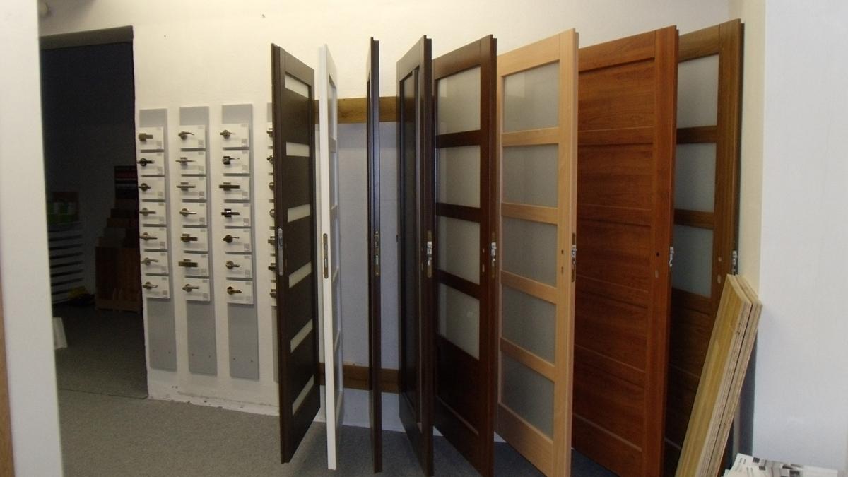 vzorkovna podlah a dveří v Praze