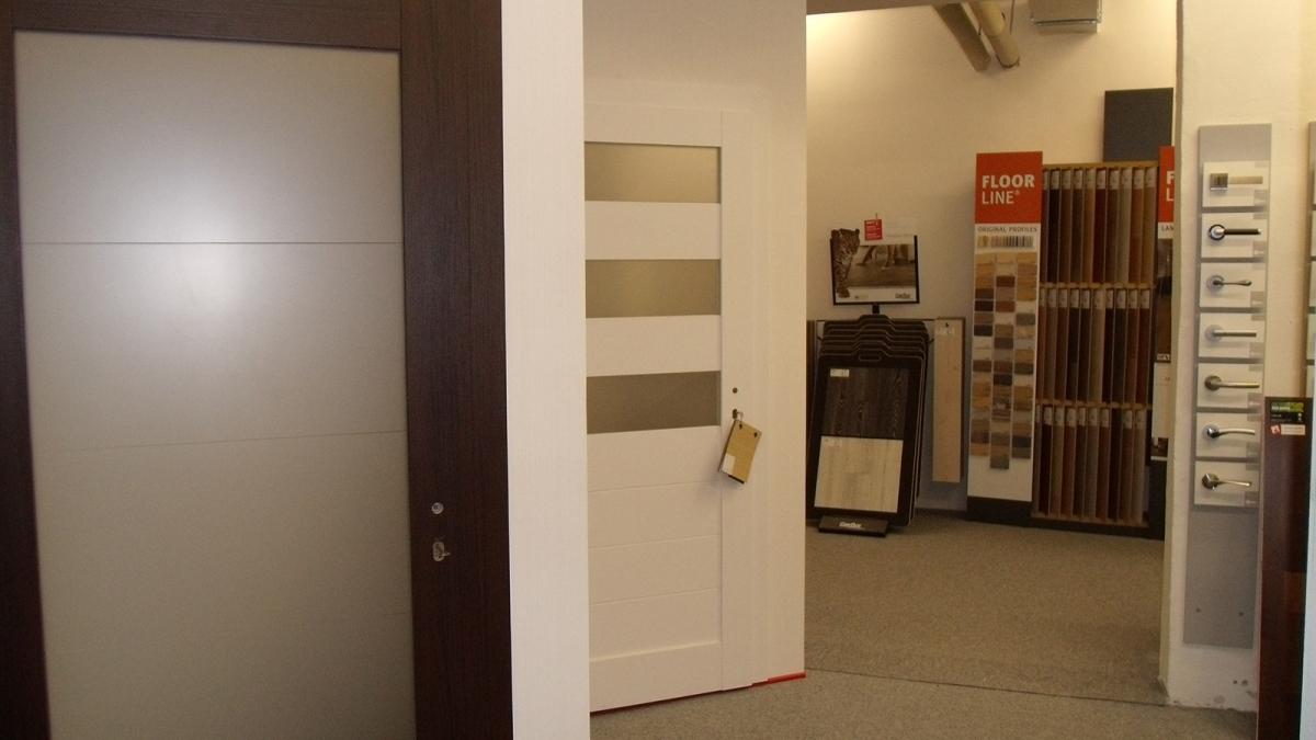 vzorkovna podlah a dveří v Praze - interiérové dveře