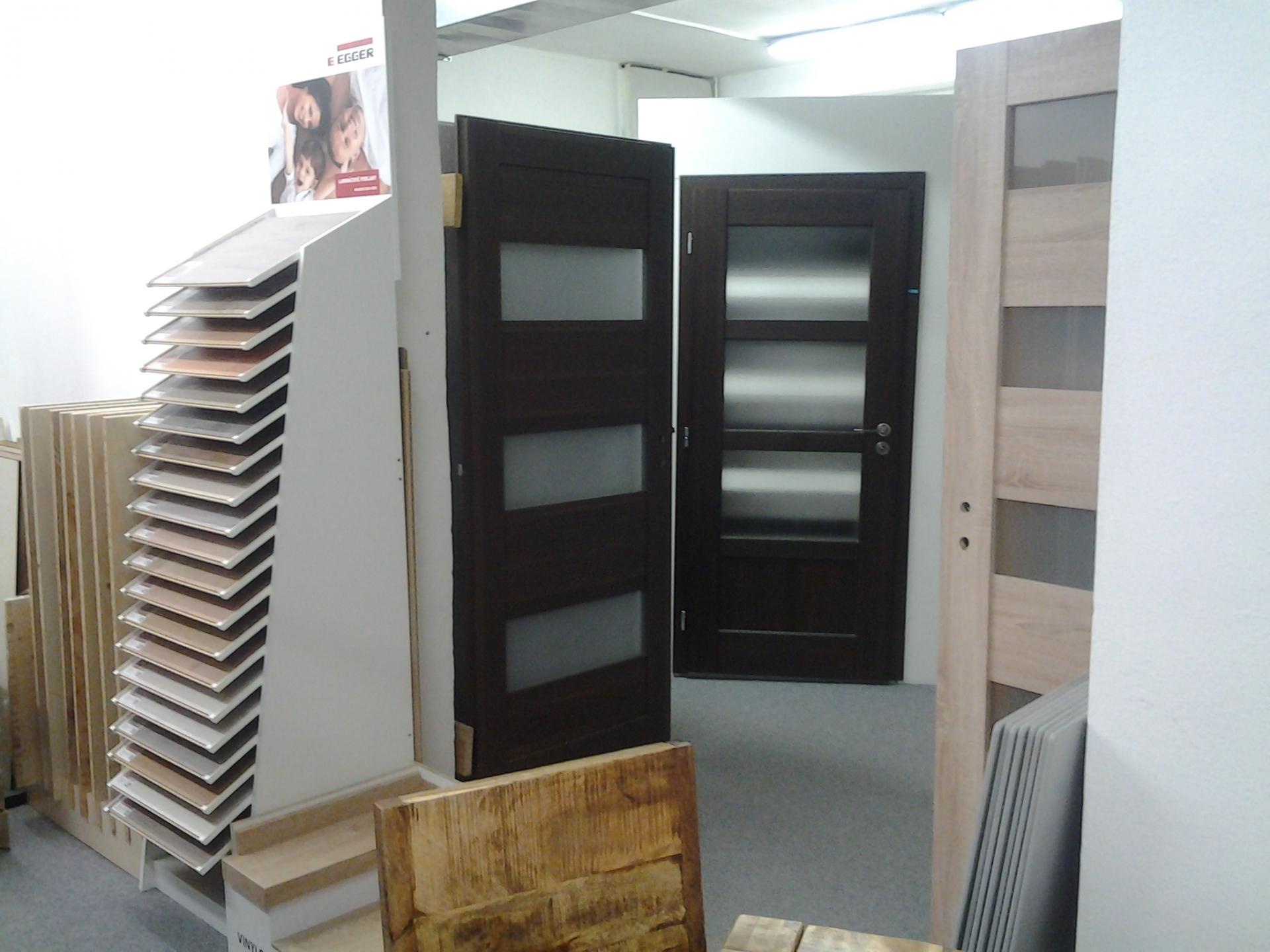 vzorkovna podlah a dveří v Praze - vinylové podlahy