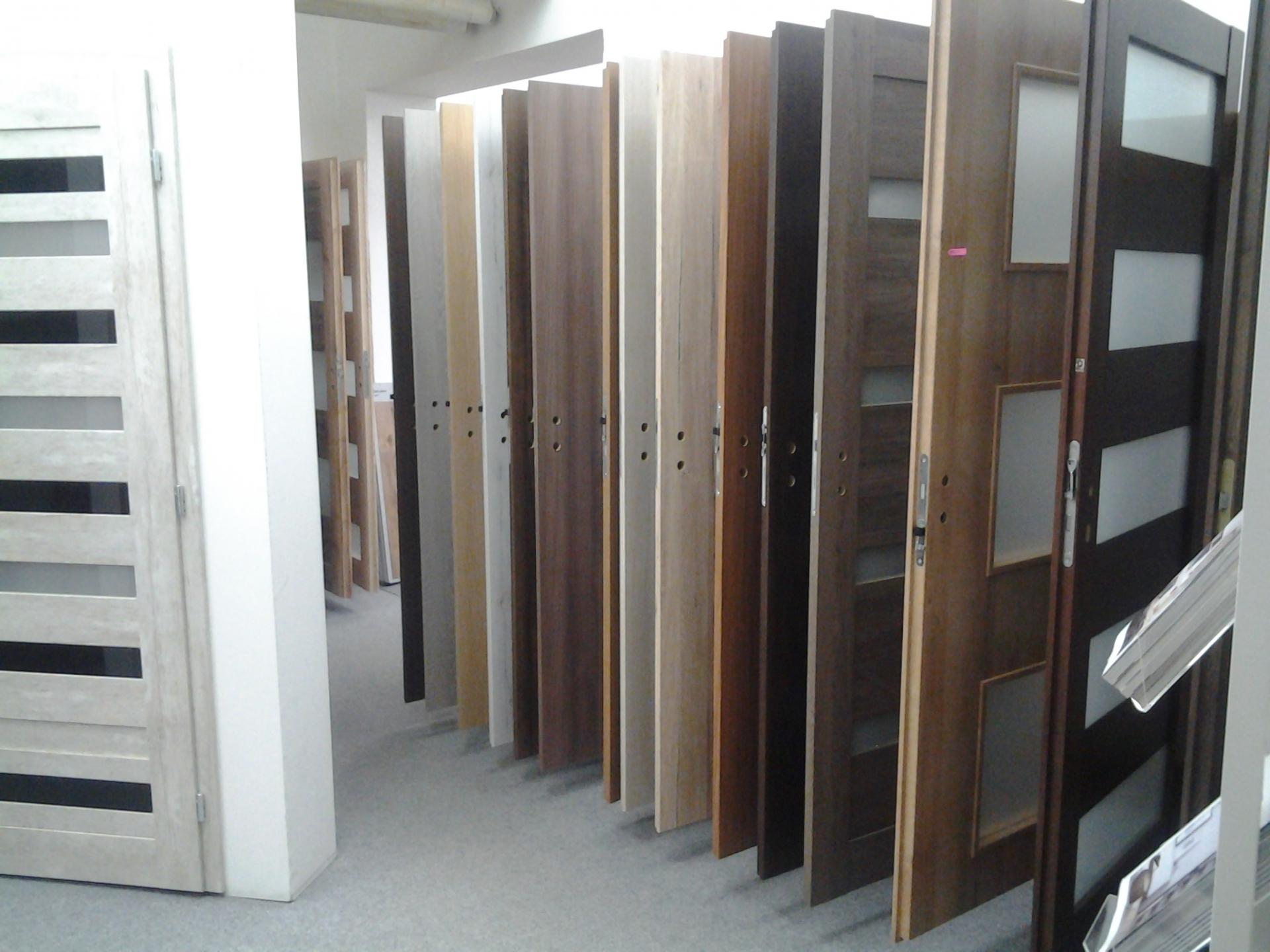 vzorkovna podlah a dveří v Praze - pvc podlahy