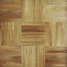 Dubová průmyslová mozaika-tabulový  vzor