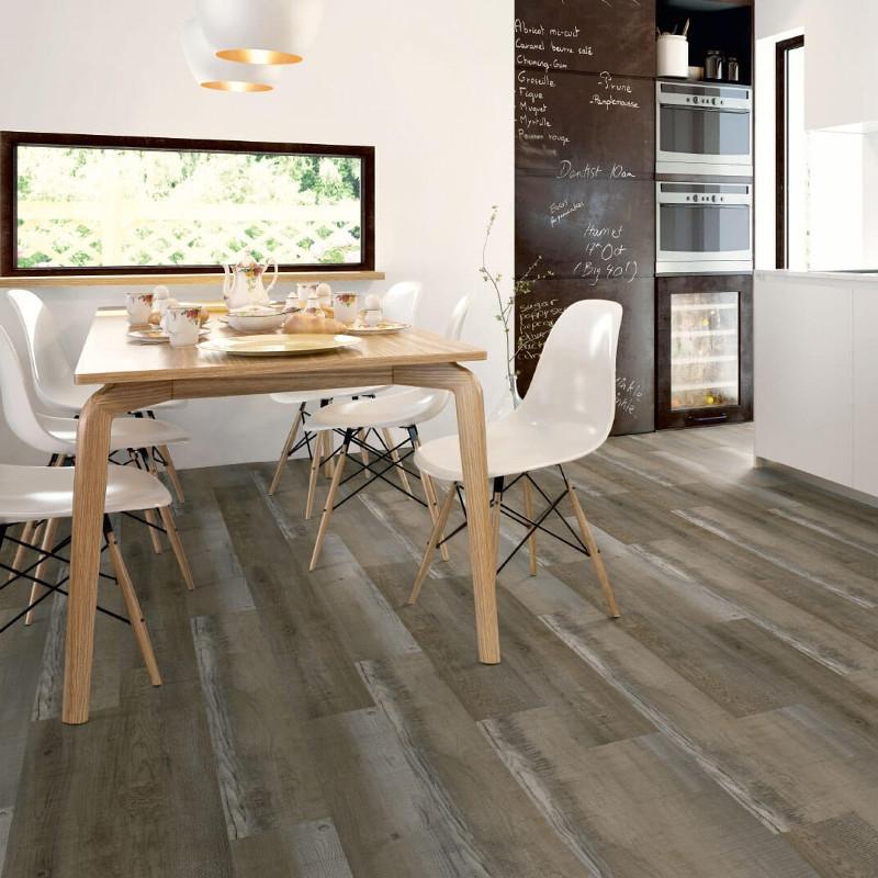 Expona Domestic I2 5845 Grey Saw Mill Oak
