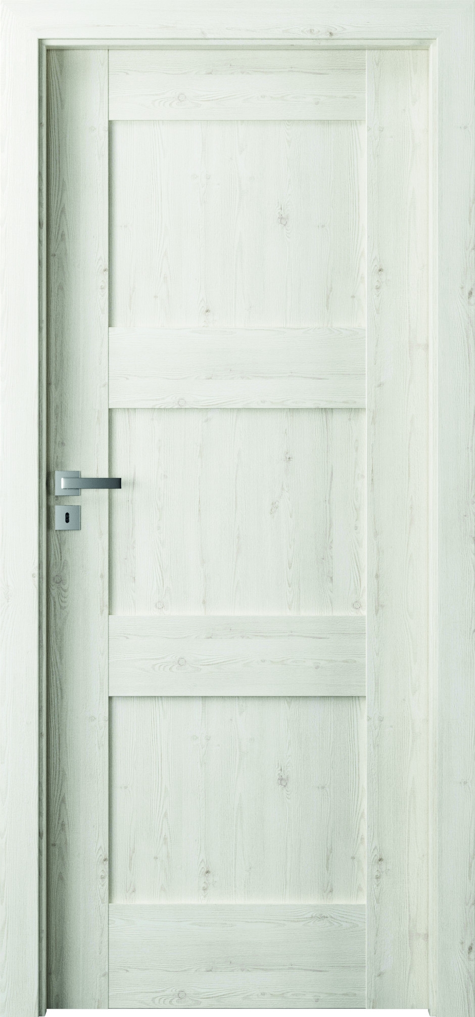 Interiérové dveře Verte Premium B - Dekor Portaperfect 3D