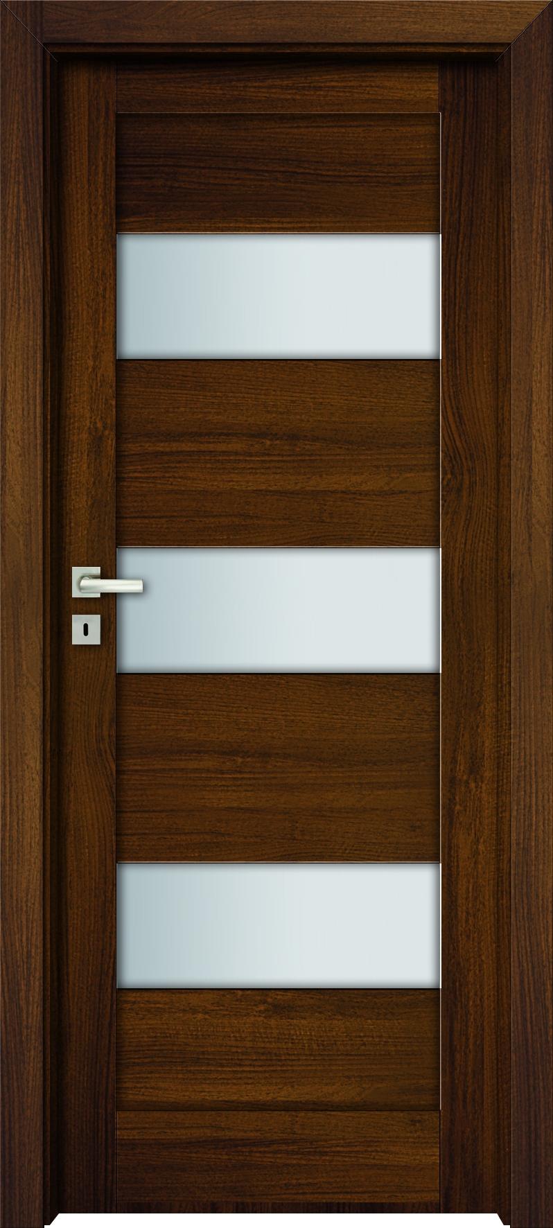Interiérové dveře Invado Siena - zárubeň a klika zdarma