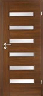 Interiérové dveře Invado Virgo ve fólii - zárubeň a klika zdarma