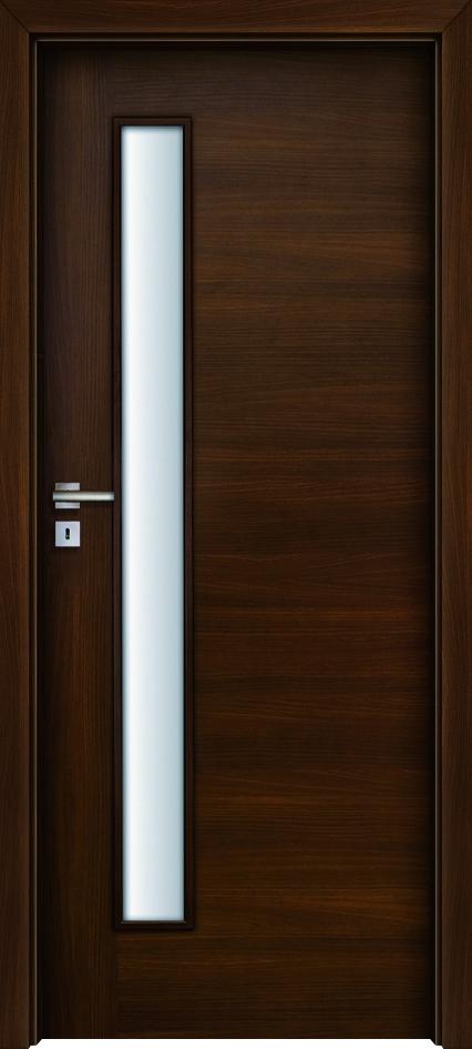 Interiérové dveře Invado Libra ve fólii - zárubeň a klika zdarma