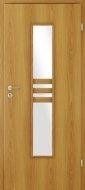 Interiérové dveře Invado Nida ve fólii - zárubeň a klika zdarma