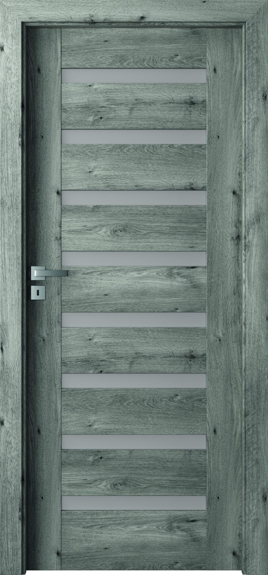 Interiérové dveře Verte Premium D - Dekor Portaperfect 3D