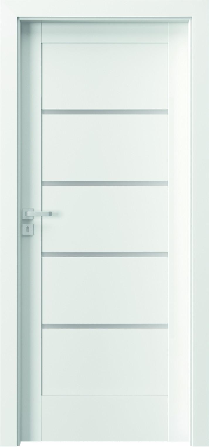 Interiérové dveře Verte Home G - zárubeň a klika zdarma