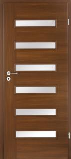 Interiérové dveře Invado Virgo ve fólii + zárubeň