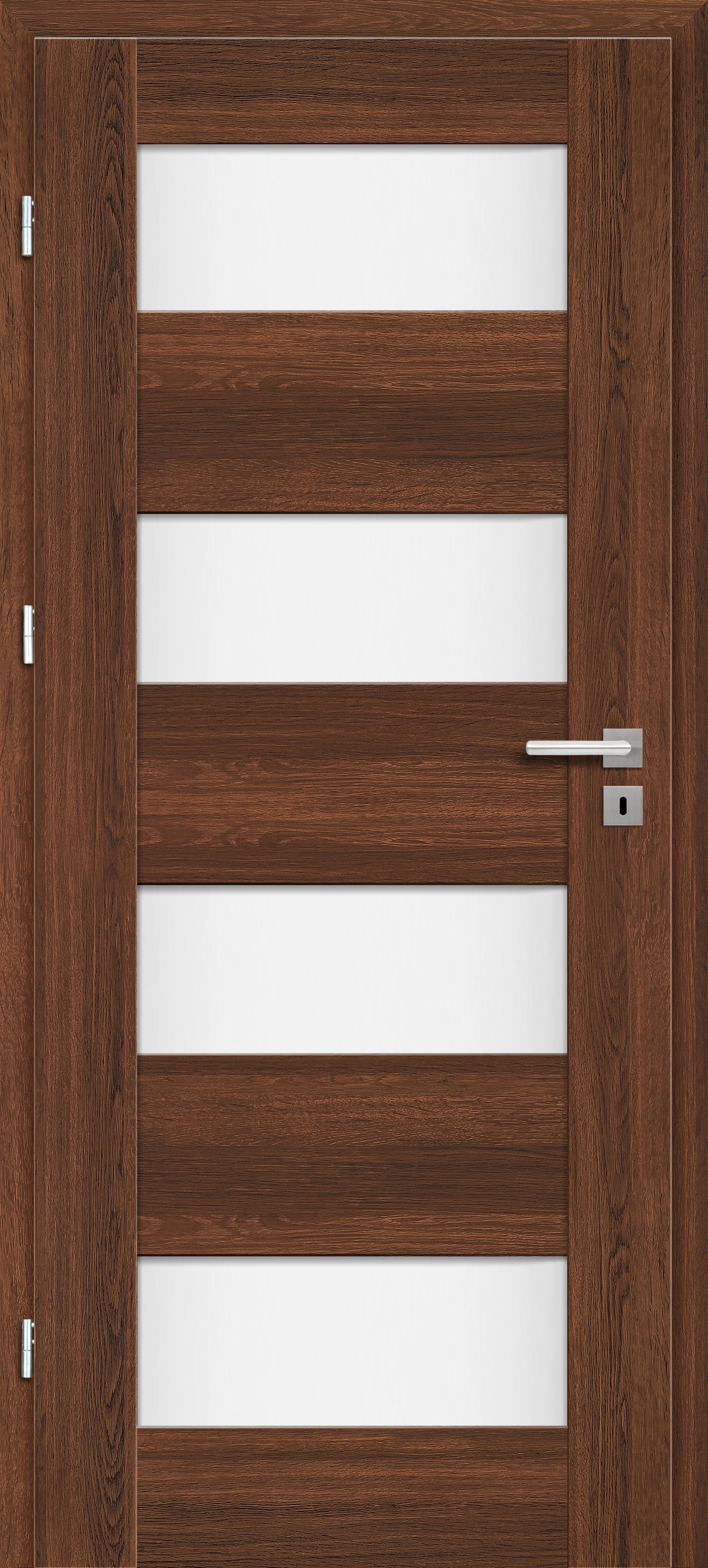 Interiérové dveře Erkado Debecie Premium/CPL - s obkladem kovové zárubně a klika zdarma