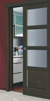 Posuvné a skládací dveře