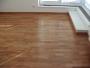 Pokládka dřevěné plovoucí podlahy Befag - Praha 8 - Dolní Chabry