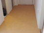 Pokládka PVC podlahy Novilon